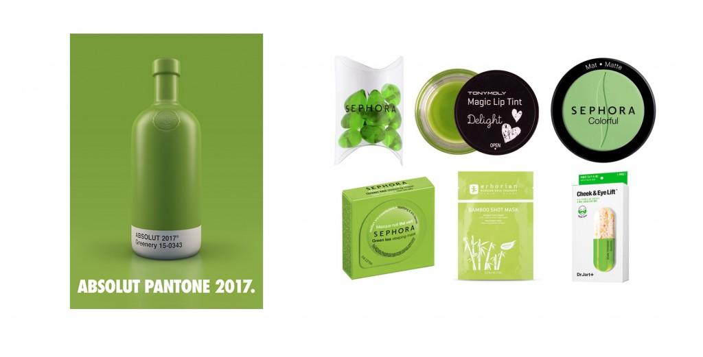 Greenery e Brand